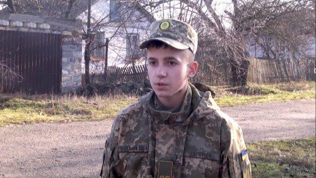 Дніпровського підлітка нагородили орденом