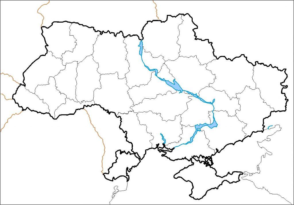 На Дніпропетровщині скоротили кількість районів