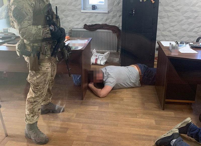 СБУ затримала учасників дніпровського ОЗУ, які займалися вимаганням і розбійними нападами