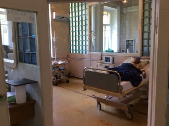 Раненых под Иловайском бойцов привезли в «российский» госпиталь в Днепропетровске