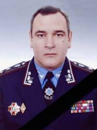 Скончался экс-начальник Днепропетровского облуправления милиции