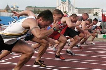 Чемпионами Украины по бегу стали спортсмены из Днепропетровска и Николаева