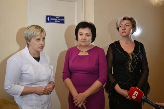 В Днепропетровске открыто хосписное отделение для онкобольных