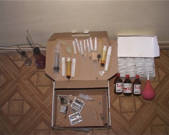 На Днепропетровщине обезврежена преступная группа, которая занималась распространением опасных наркотических веществ на территории области