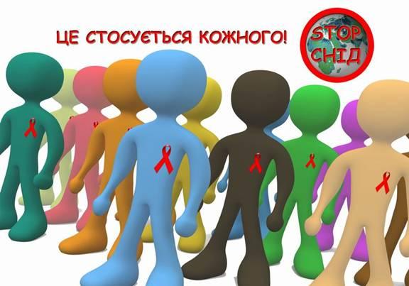 За 11 месяцев в Днепропетровске появилась почти тысяча ВИЧ-инфицированных