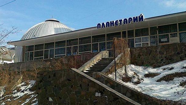 Днепропетровцев приглашают в обновленный зал планетария на выставку скульптур