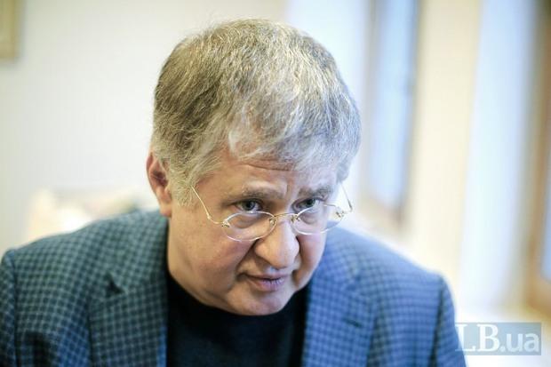 Игорь Коломойский в Украину пока не собирается (интервью, ФОТО, ВИДЕО)