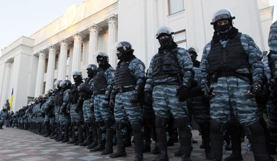 Второй Майдан. Взгляд бывшего бойца «Беркута» Видео