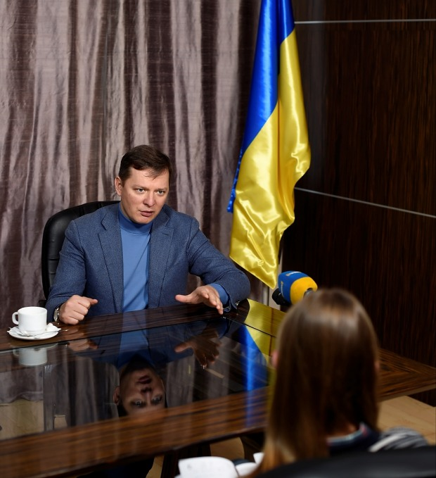 Олег Ляшко: Українці повинні не виживати, а гідно жити у власній країні