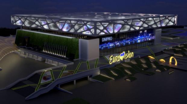 Как «Евровидение» в Днепре может изменить дворец спорта «Метеор»