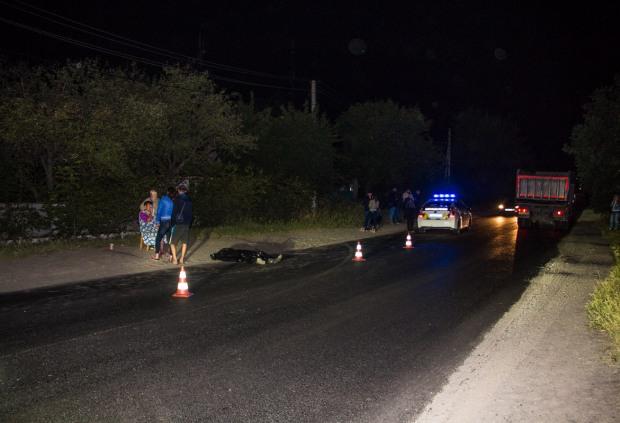 Вчера вечером в Днепре произошло два смертельных ДТП