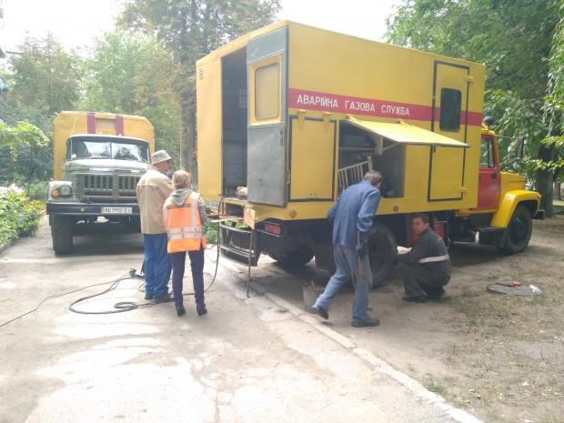«Днепропетровскгаз» впервые в Украине использовал совместное финансирование при установке индивидуальных счетчиков газа