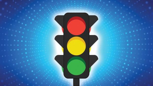 В Днепре не работают 8 светофоров