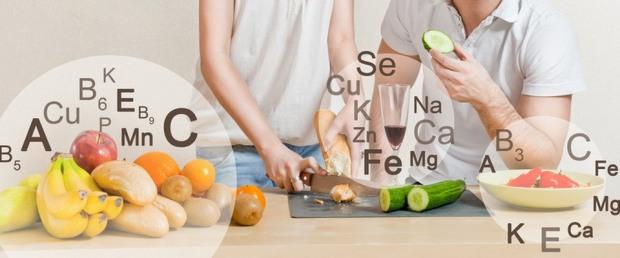 Макро-, микроэлементы и наше здоровье