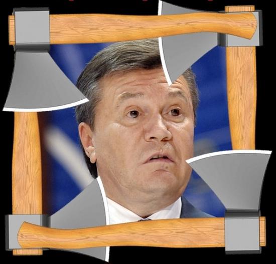 Янукович и Ко «отмыли» на «Укртелекоме» 220 млн гривен