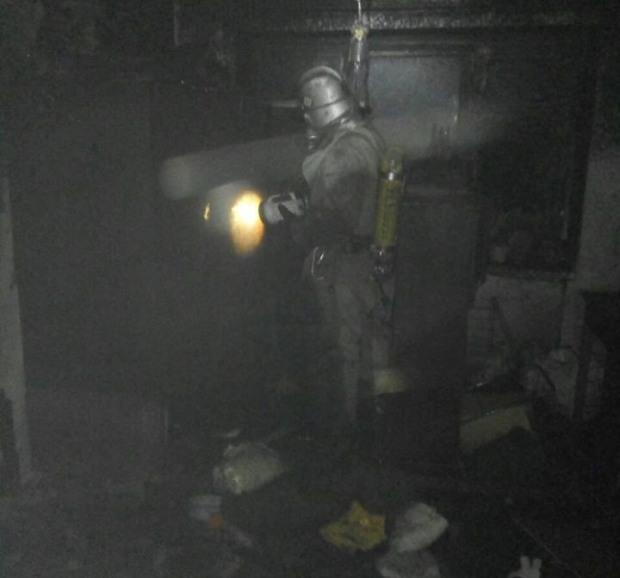 В Новый год на Днепропетровщине произошли пожары и даже взрыв