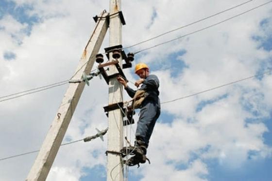 Плановые обесточивания произойдут в 7 районах Днепра
