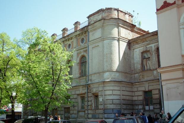 Днепровский Дом офицеров исчез из реестра памятников культуры