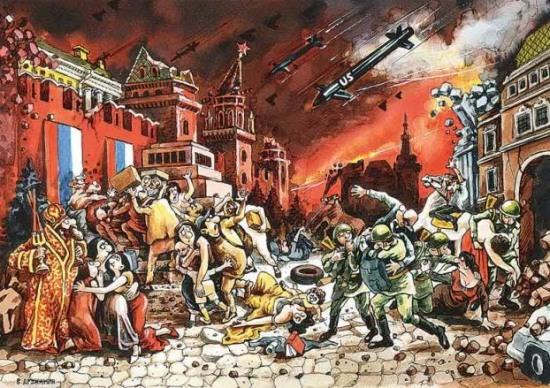 В ожидании Третьей мировой войны