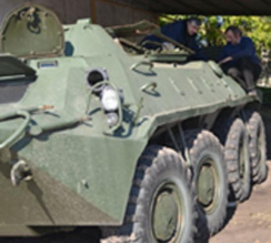 Оперативное командование «ЮГ» обратилось за помощью к Приднепровской железной дороге