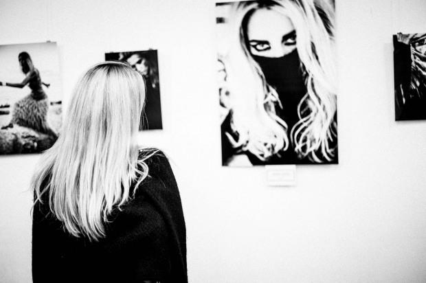Ольга Горбачева везет в Днепропетровск фотовыставку «7 Жизней Женщины»