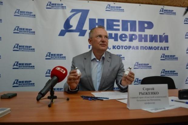 Партия Порошенко отправляет кандидатом на 27 округ в Днепре главврача больницы Мечникова