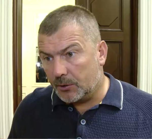 Днепровский нардеп отрицает избиение поджигателя своего дома