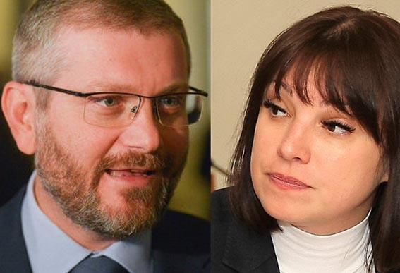 Вилкул с Рычковой поддержали законопроект №6232