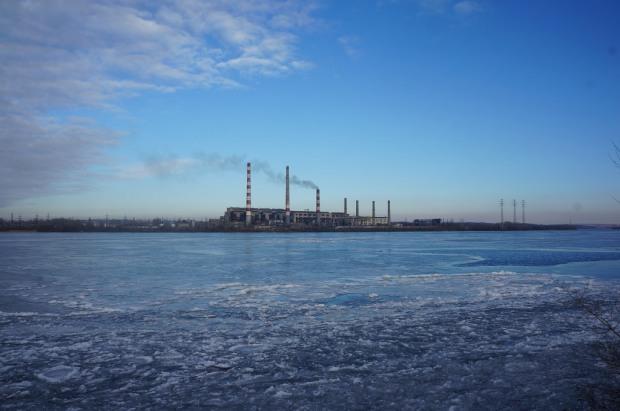 Днепровские активисты победили Приднепровскую ТЭС