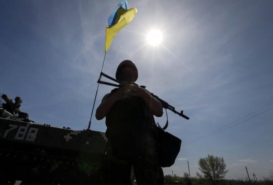 Днепропетровские актеры, тележурналист и адвокат ушли в армию