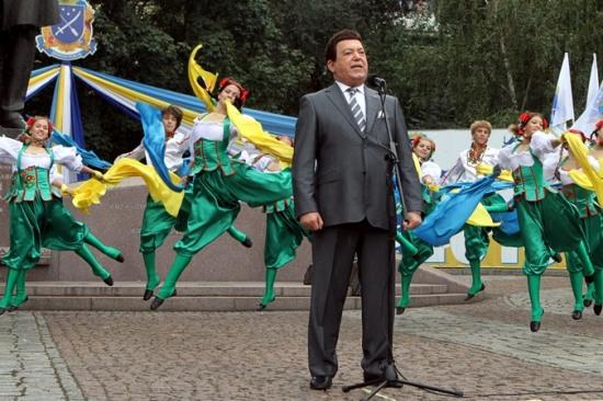 Кобзон ненавидит Днепропетровск