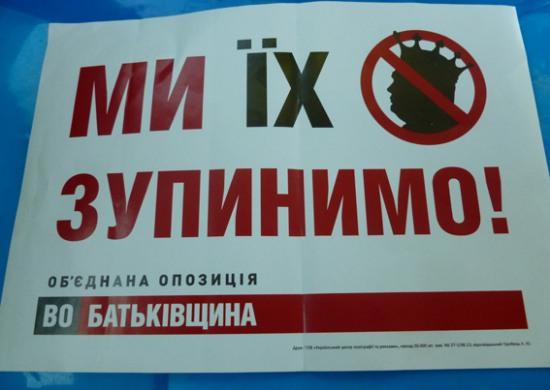 «Батькивщина»: «партия власти» делает «зачистку» перед выборами
