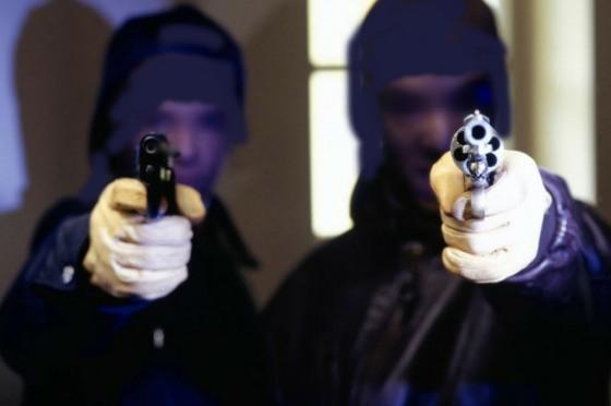 В Днепродзержинске орудовала вооруженная банда