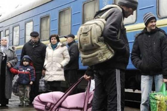 На Днепропетровщине ожидают еще 200 тысяч переселенцев