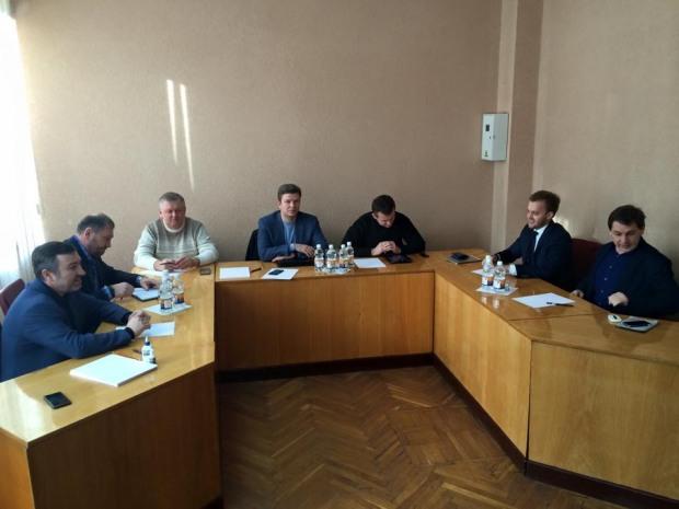 Спецкомиссия Верховной Рады работает в Кривом Роге с перебоями