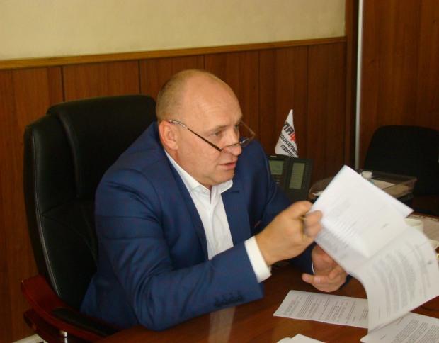 Віталій Скворцов: Надра в нас багаті, ресурси є, а надходжень до бюджету кіт наплакав