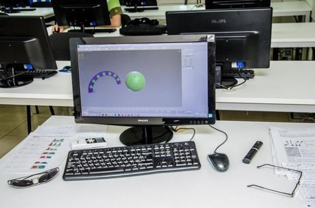 Для участников АТО организованы курсы 3D-моделирования и визуализации