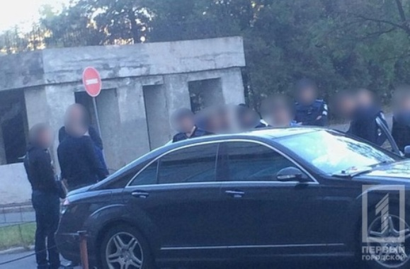 В Кривом Роге похитили мужчину вместе с автомобилем