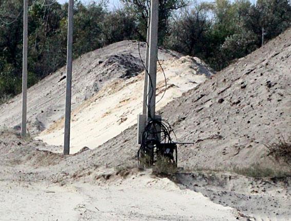 Борис Грешных: КП «Днепрприродресурс» песок не добывает, а отвозит на свалку в Днепр