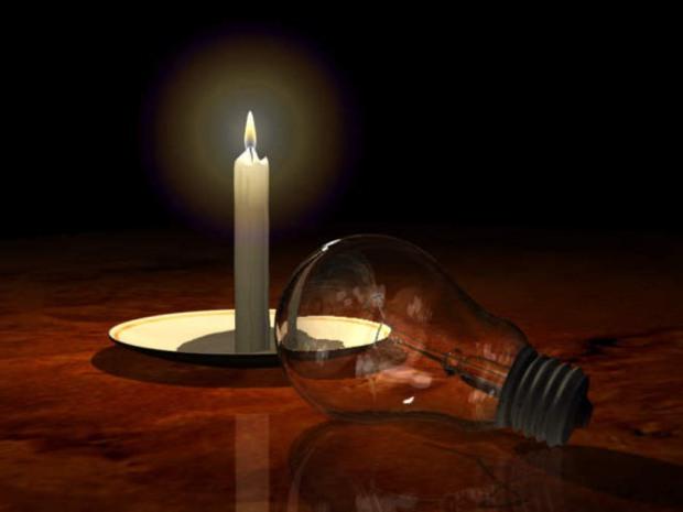 Предвыходное отключение электричества затронет все районы Днепра