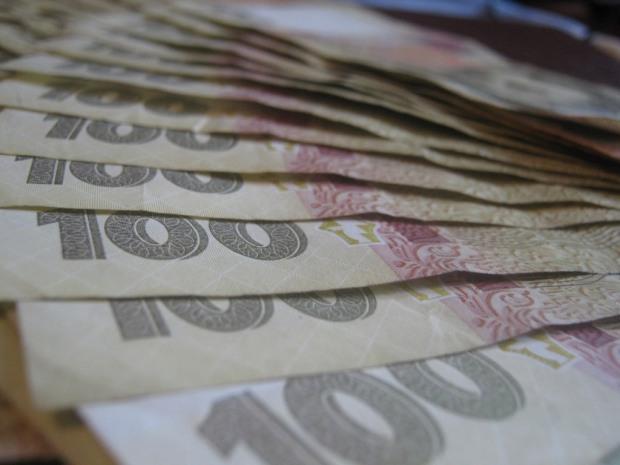 У лютому на Дніпропетровщині знизився рівень середньої заробітної плати