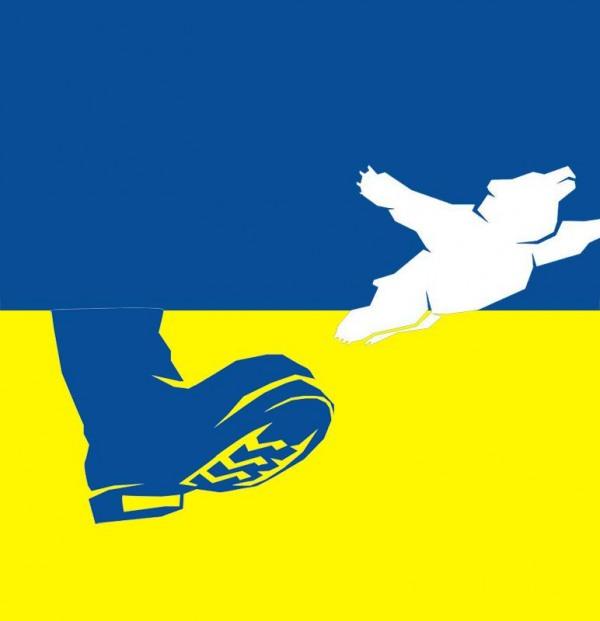 Россия или погибнет, или сбросит свою воровскую власть по образцу Украины