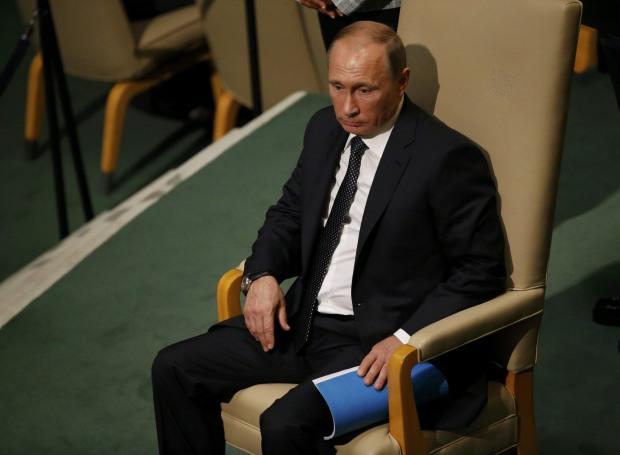 Путина больше нет
