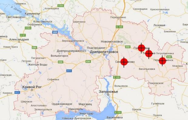 Кого выбрали в городах Западного Донбасса