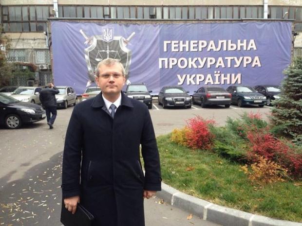 Вилкул сходил на допрос в Генпрокуратуру
