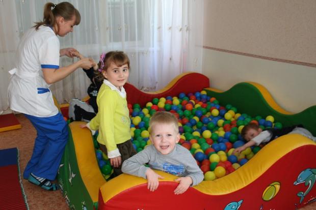 Днепропетровский специализированный Центр медико-социальной реабилитации детей приглашает области на лечение
