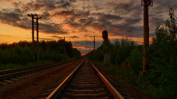 На Приднепровской железной дороге активизировались воры