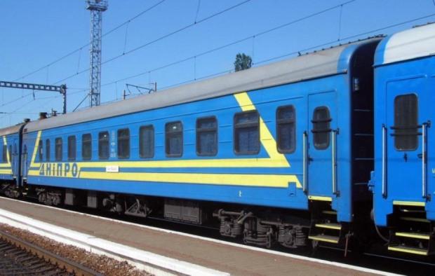 В поезде умер проводник Приднепровской железной дороги