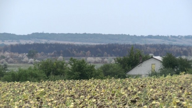 «Пожароопасное» село на Днепропетровщине теряет шанс на развитие