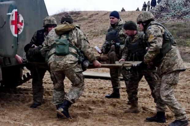 В Днепропетровской области от взрыва на полигоне пострадали военнослужащие